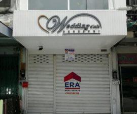 ขายอาคารพาณิชย์ ถนนคีรี-พระยาสัจจาจ.ชลบุรี (I-NET 570587)