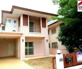 ขายบ้านเดี่ยว ม.โฮมทาวน์ ศรีราชา ชลบุรี (I-NET 570782)