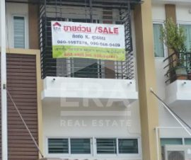 ขายอาคารพาณิชย์ โซนชากค้อศรีราชา ชลบุรี (I-NET 569624)
