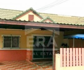 ขายบ้านแฝด ม.อำนวยพร2 จ.ชลบุรี (I-NET 570924)