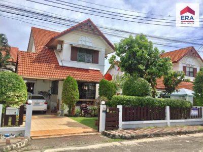 ขายบ้านเดี่ยว ม.โฮมทาวน์ หนองยายบู่ชลบุรี (I-NET 570587)