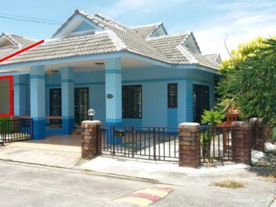 ขายบ้านเดี่ยวชั้นเดียว ม.แมกไม้ 1 บางละมุง ชลบุรี (I-NET 567613)