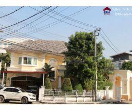 ขายบ้านเดี่ยว ม.ยูโรไพร์ม ลาดกระบัง จ.ชลบุรี (I-NET 571274)