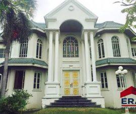 ขายบ้านเดี่ยว โซนพระยาสัจจา จ.ชลบุรี (I-NET 571341)