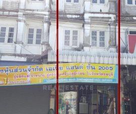 ขายอาคารพาณิชย์ ม.พิมพาภรณ์ 2 บ้านสวน จ.ชลบุรี