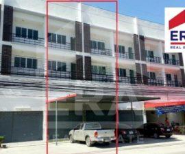 ขายอาคารพาณิชย์ โซนเก้ากิโล ต.สุรศักดิ์ อ.ศรีราชา จ.ชลบุรี | ERA Chonburi