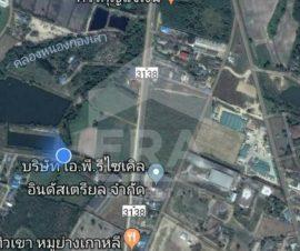 ขายที่ดิน 11ไร่ โซนบ้านบึง ต.คลองกิ้ว อ.บ้านบึง จ.ชลบุรี (I-Net : 572738)