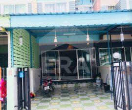 ขายทาวน์เฮ้าส์ The Next Home Town ต.บึง อ.ศรีราชา จ.ชลบุรี (I-Net : 572753)