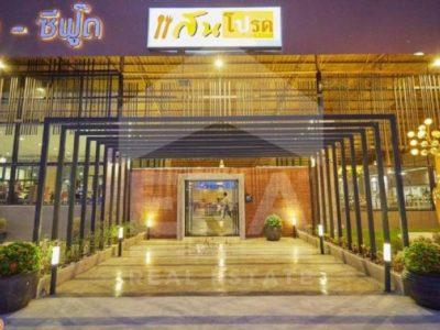 ขายร้านอาหารแสนโปรด โซนเมืองชลบุรี ต.ห้วยกะปิ อ.เมืองชลบุรี จ.ชลบุรี (I-Net : 572815)