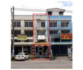 ขายอาคารพาณิชย์ 3ชั้นครึ่ง เหมาะแก่การลงทุนทำธุรกิจ ต.ดอนหัวฬ่อ อ.เมืองชลบุรี จ.ชลบุรี (I-Net : 573622)