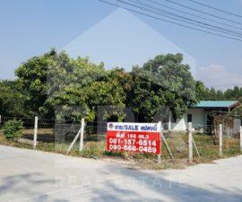 ขายที่ดินเปล่า+พร้อมสิ่งปลูกสร้าง โซนถนนข้าวหลาม ต.เหมือง อ.เมืองชลบุรี จ.ชลบุรี(574236)