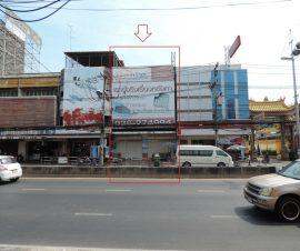 ให้เช่าอาคารพาณิชย์ 3 ชั้น 2คูหาติดกัน ต.บ้านสวน อ.เมืองชลบุรี จ.ชลบุรี(574281)