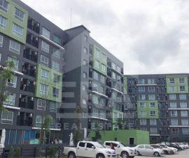ขายคอนโดมิเนียม,โครงการ S1 PARK CONDO ชั้น 8 ตึก A ต.ดอนฬ่อ อ.เมืองชลบุรี จ.ชลบรุี (574170)