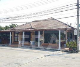 ขายและให้เช่าบ้านเดี่ยวชั้นเดียว หมู่บ้านโชติกา ต.หนองกะขะ อ.พานทอง จ.ชลบุรี(574278)
