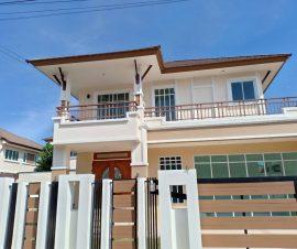 ขายบ้านเดี่ยว 2 ชั้น ,หมู่บ้านธารามันตรา ต.บ้านบึง อ.บ้านบึง จ.ชลบุรี (574166)