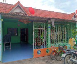 ขายทาวน์เฮ้าส์,หมู่บ้านสุขใจวิลล่า1 ต.ดอนหัวฬ่อ อ.เมืองชลบุรี จ.ชลบุรี (574165)