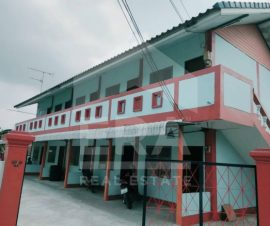 ขายห้องแถว10ห้อง ต.สุรศักดิ์ อ.ศรีราชา จ.ชลบุรี(574461)