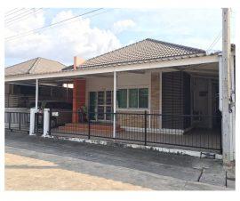 ขายบ้านเดี่ยวชั้นเดียว หมู่บ้านประภัสสร ต.บ่อวิน อ.ศรีราชา จ.ชลบุรี(574533)