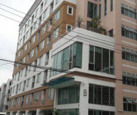 ขายคอนโด โครงการเดอะกั๊ม ตึก B ชั้น 4 ต.คลองตำหรุ อ.เมืองชลบุรี จ.ชลบุรี (574552)