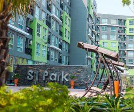 ขายคอนโด โครงการS1 Park ตึกA ชั้น5 ต.ดอนหัวฬ่อ จ.ชลบุรี(574685)