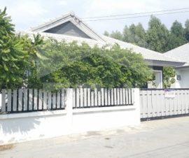 ขายบ้านเดี่ยวชั้นเดียว ม.เดอะแกรนด์ทรัพย์มงคล2 ต.ห้วยกะปิ อ.เมืองชลบุรี จ.ชลบึรี (I-Net :574899)