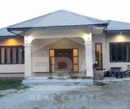 ขายบ้านเดี่ยวชั้นเดียว เนื้อที่ 200 ตร.ว. โซนต.บ้านสวน อ.เมืองชลบุรี จ.ชลบุรี(I-Net :574918)