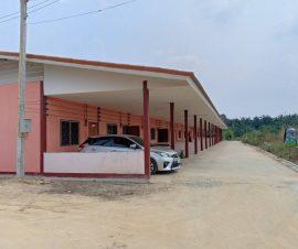 ขายที่ดิน+ห้องแถว15 ห้อง ต.คลองกิ่ว อ.บ้านบึง จ.ชลบุรี (574477)