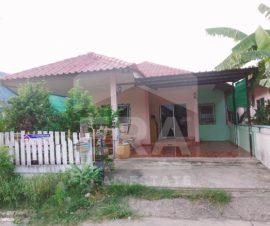 ขายบ้านเดี่ยว หมู่บ้านรุ่งเรืองทอง การ์เด้น แหลมฉบัง ซอยวัดหนองมะนาว ทุ่งกราด