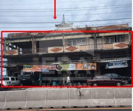 ขายตึก 4 คูหา ติด ถ.สุขุมวิท บางทราย ตรงข้ามโรงเรียนชลบุรีสุขบท