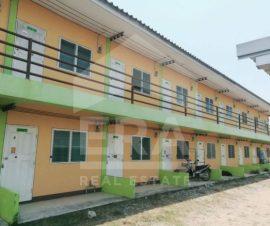 ขายหอพัก2ชั้น จำนวน 18ห้อง ติดนิคมพัฒนา ทำเลดี อ.นิคมพัฒนา จ.ระยอง(I-Net:575041)