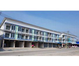 ขายอาคารพาณิชย์ 3 ชั้น โครงการ The Chic Avenue (573913)